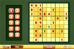 Picture of Hypersudoku
