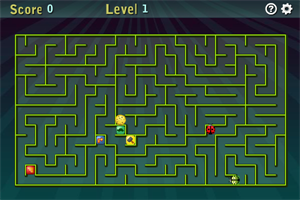 Picture of A Maze Race II