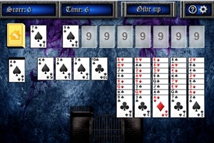 Picture of Demons and Thieves Solitaire
