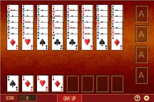 Picture of Eight Off Solitaire