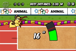Picture of Animal Olympics - Triple Jump