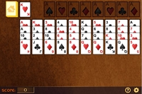 Picture of Forty Thieves Solitaire