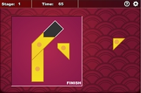 Picture of Four Piece Tangram
